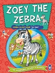 Zoey the Zebra Learns Allah's Name As Sani
