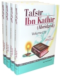 Tafsir Ibn Kathir (Abridged) 4 Volume Set