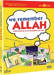 We Remember Allah- DVD