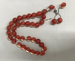 Tasbih Prayer Beads (33 Round Thick Beads)