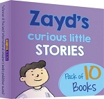 Zayd's Curious little Stories (10 Books)