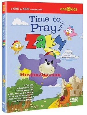 Time to Pray with Zaky-DVD