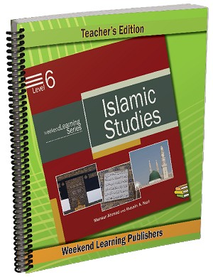 Islamic Studies-Level 6 Teacher's Manual With CD (WLP)