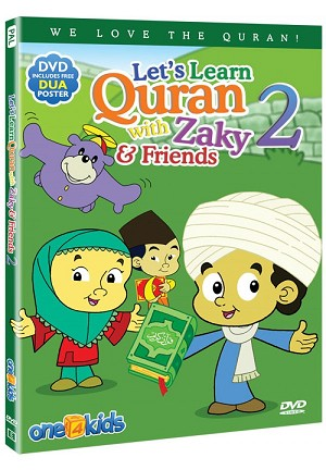Let's Learn Quran With Zaky Par