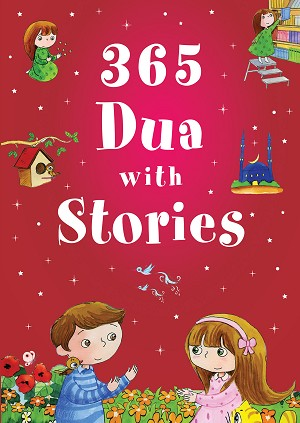 365 Dua with Stories for Kids-HC