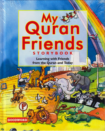 My Quran Friends Story Book HC