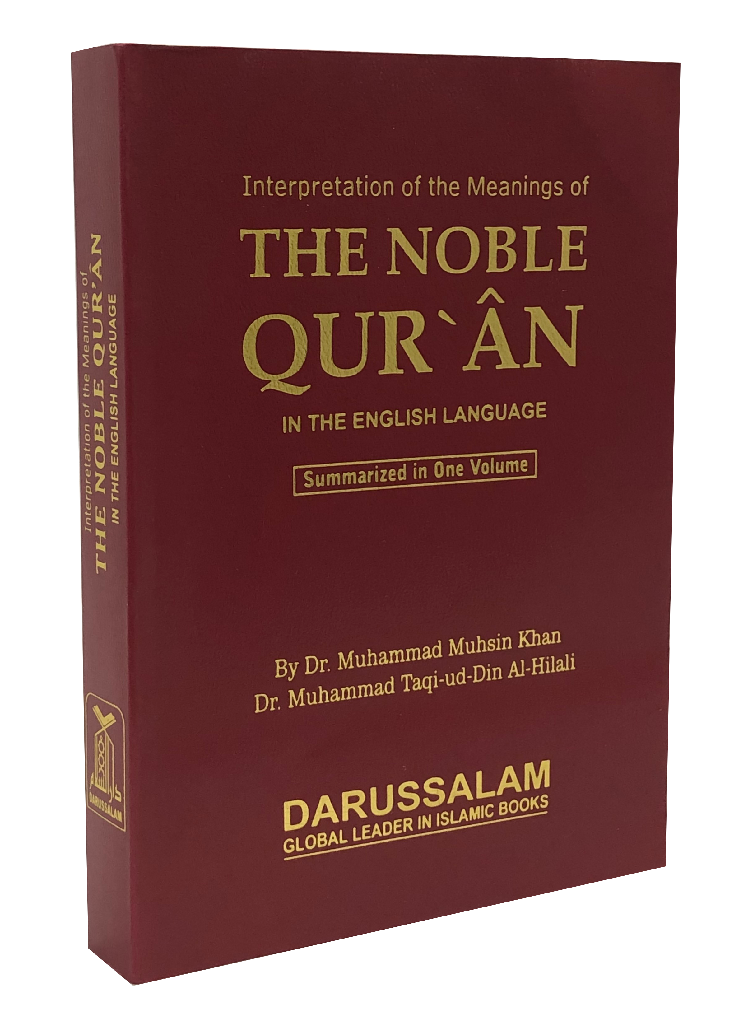 The Noble Quran-in the English Language Pocket Size