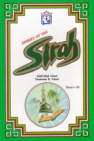 Stories of the Sirah 11 Vol Books Set
