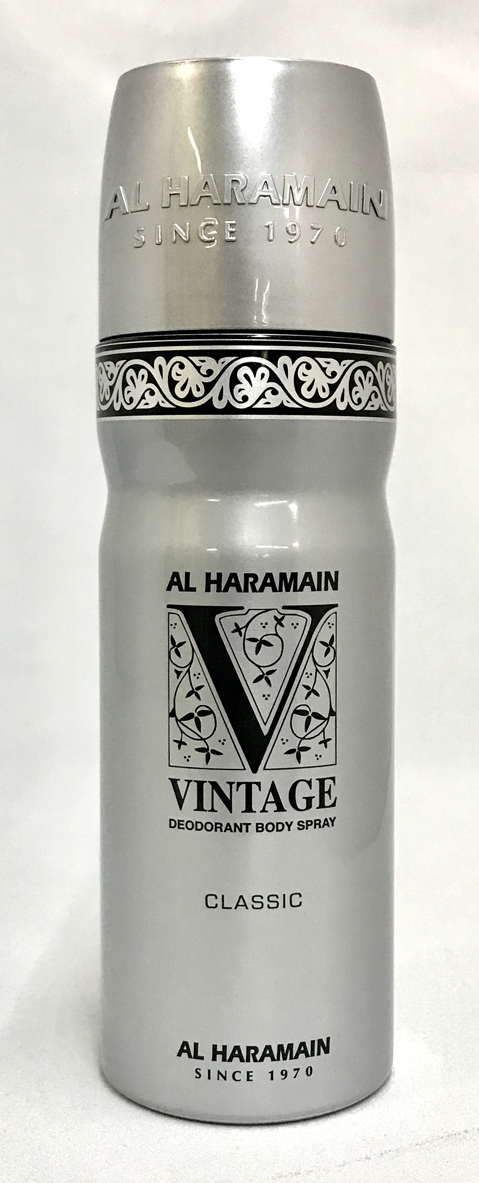 Vintage Deodorant by Haramain