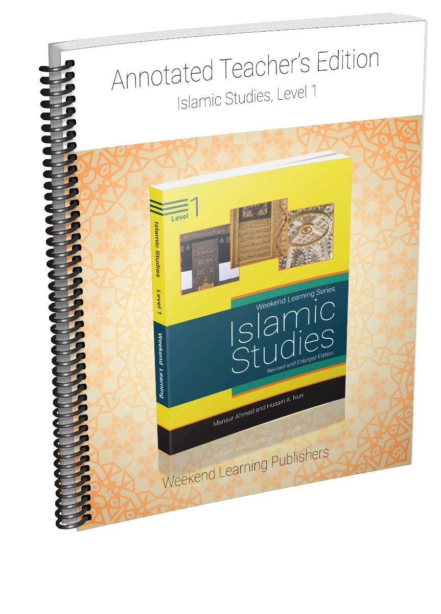Teacher's Manual Islamic Studies - Level 1 - New Edition With CD