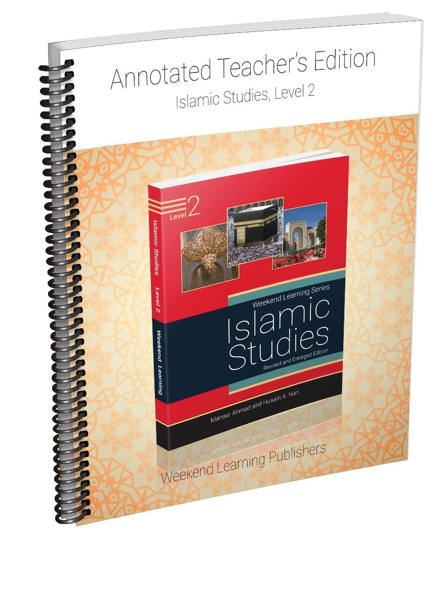Teacher's Manual Islamic Studies - Level 2 - New Edition with CD