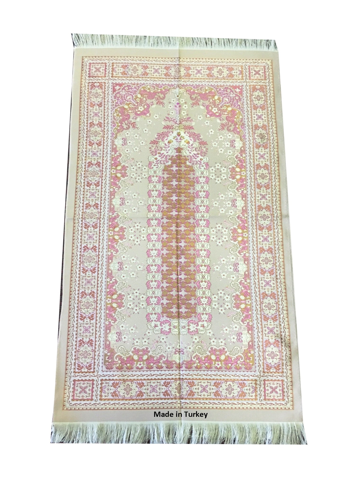 Prayer Rug - Regular Satin Cloth (Turkey