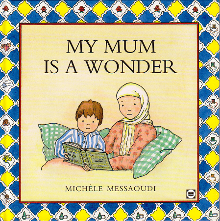 My Mum is a Wonder-HC
