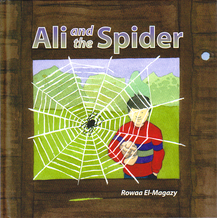Ali and the Spider-HC
