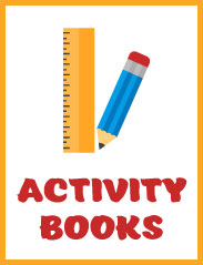 <b>Activity Books<b/>