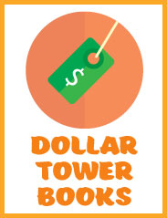 <b>Dollar Tower Books<b/>
