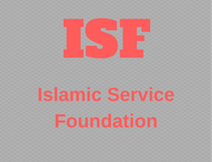 <b>Islamic Services Foundation<b/>