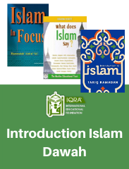 Introduction Islam Dawah
