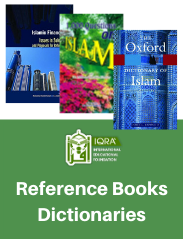 Reference Books & Dictionaries