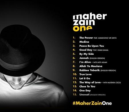 Maher Zain:One - Audio CD