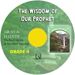 Teacher's Manual: Wisdom of our Prophet Grade 4 - CD-ROM