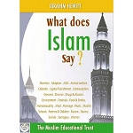What does Islam Say?