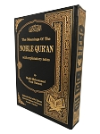 The Meaning of the Noble Qur'an by Mufti Muhammad Taqi Usmani