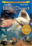 Lion of the Desert DVD Movie