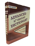 Advanced 21st Dictionary: English into English & Urdu