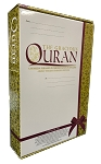 Gracious Quran-Soft Leather Cover