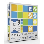 5 Pillars Fun Box - The Islamic Activity Game