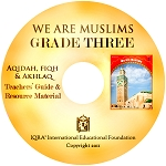 Teacher's Manual: We are Muslims Grade 3 - CD-ROM