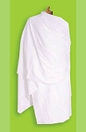 Ihram-Ahram 2 Pieces Towel DLX
