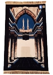 Prayer Smart Mat Black Color