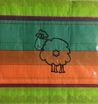 Napkins Eid Mubarak,Sheep (20 C