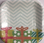 Ramadan & Eid Party Plates (Green)