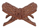 Rehal-Wood Qur'an Holder -Medium 13