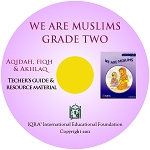 Teacher's Manual: We are Muslims Grade 2 - CD-ROM
