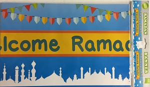 Welcome Ramadan Large Banner 20